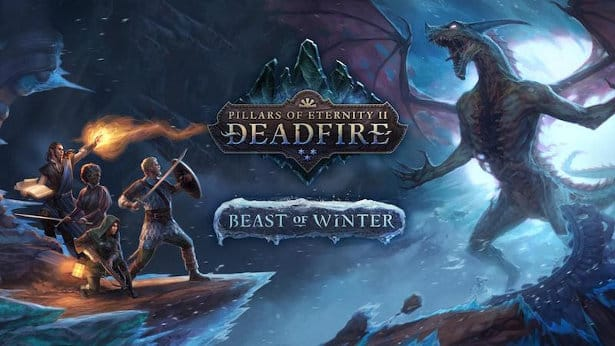beast of winter available for pillars of eternity II on linux mac windows