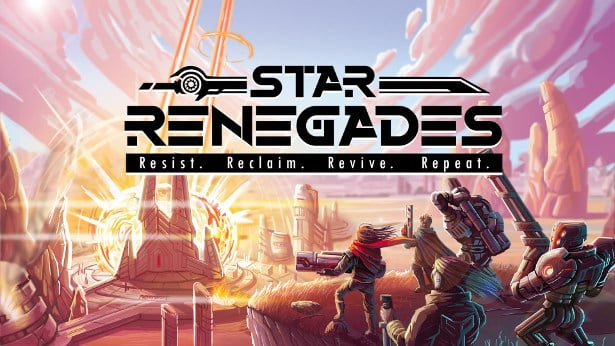 Star Renegades a tactical rogue-lite RPG - Linux Game Consortium