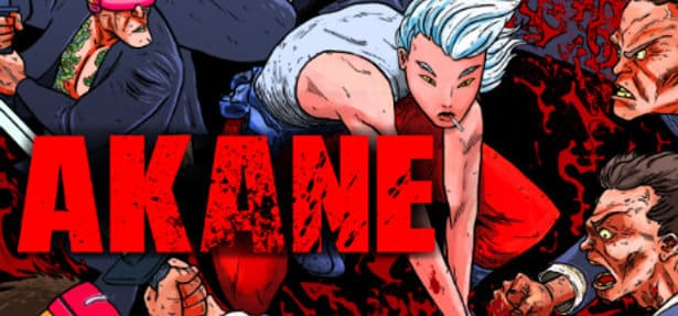 akane violent arcade slash launches today on linux mac windows