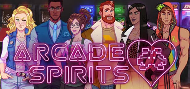 Arcade Spirits comedy visual novel coming early 2019