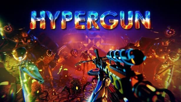 hypergun roguelite arena fps linux support