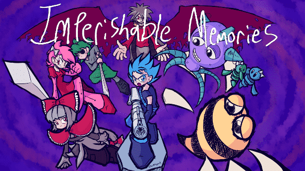 imperishable memories shoot em up now on itch for linux mac windows