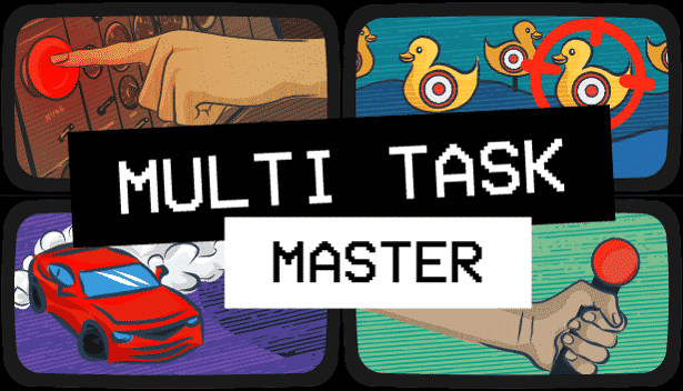 multitaskmaster new arcade game this week on linux mac windows