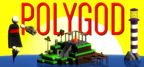 POLYGOD roguelike FPS finally launches