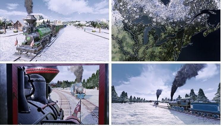 railway empire the great lakes DLC screenshot linux mac windows