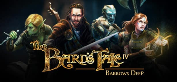 bards tale iv barrows deep music spotlight for linux mac windows