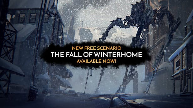 frostpunk the fall of winterhome releases for linux windows