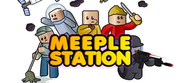 Meeple Station space sim Kickstarter and Demo