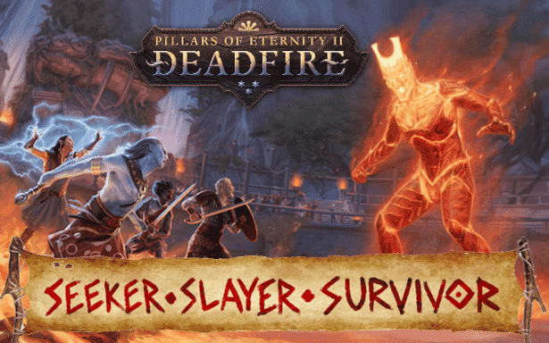 seeker slayer survivor releases for Pillars of Eternity II on linux mac windows