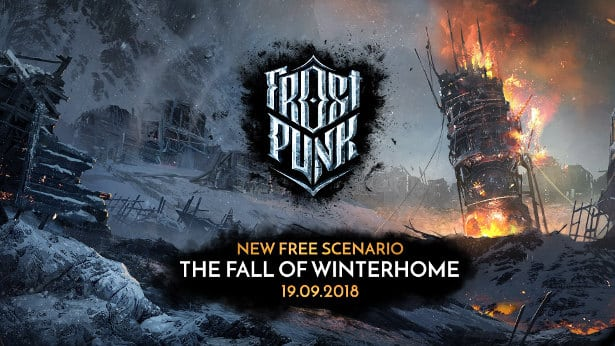 the fall of winterhome free expansion for frostpunk windows and linux