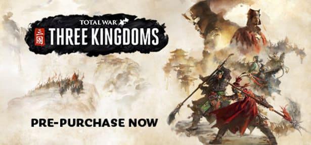 total war: three kingdoms linux mac release