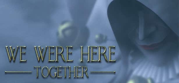 We Were Here Together new co-op puzzle game