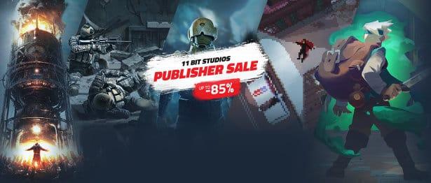 11 bit studios Sale and Moonlighter Update