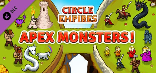 Circle Empires – Apex Monsters DLC launches