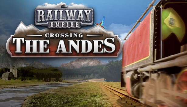 Crossing the Andes releases for Railway Empire
