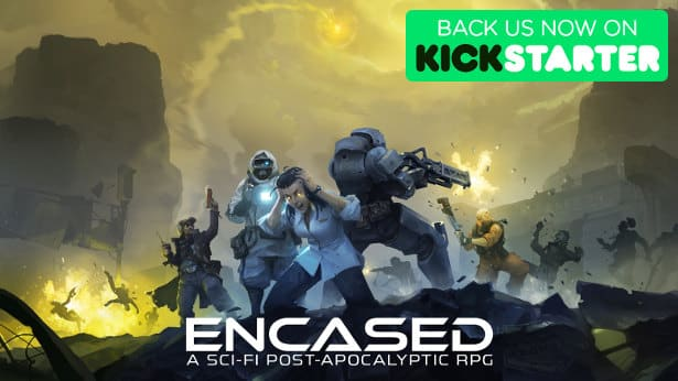 encased sci fi RPG hits $100k on kickstarter for linux mac windows