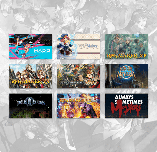 humble software bundle rpg maker games for linux mac windows