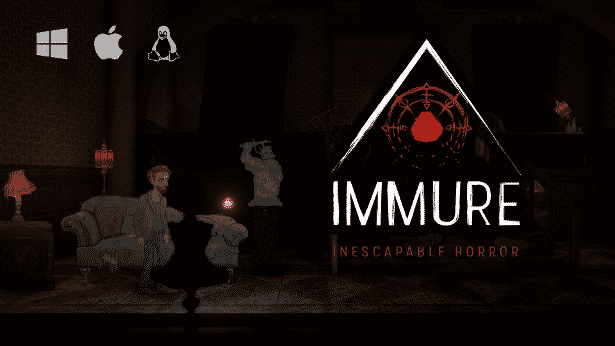 immure psychological horror on kickstarter for linux mac windows