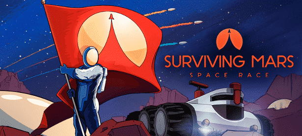 Space Race expansion lands on Surviving Mars