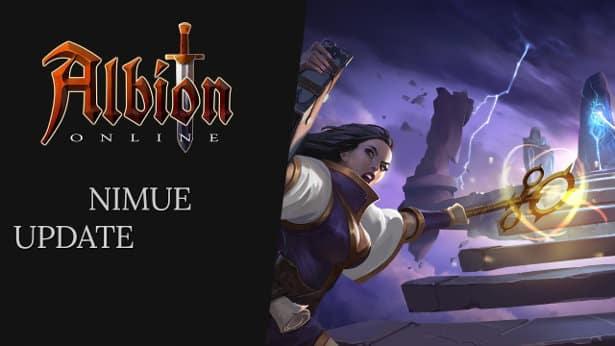 Albion Online Nimue content update is live