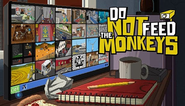 Do Not Feed the Monkeys sim to get support