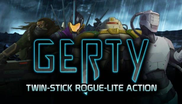 Gerty top down shooter release date