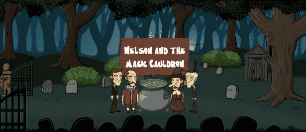 nelson and the magic cauldron adventure debut on linux mac windows