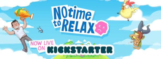 no time to relax game of life on kickstarter for linux mac windows