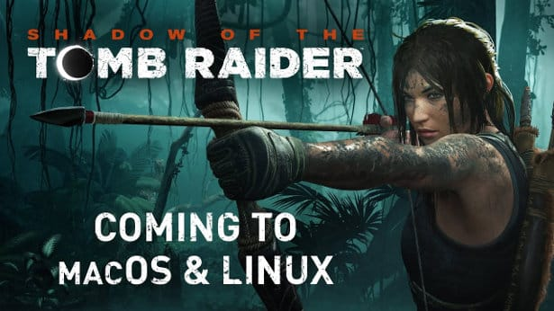 Shadow of the Tomb Raider native release 2019