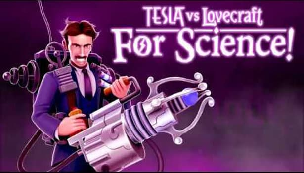 tesla vs lovecraft for science dlc announced for linux mac windows