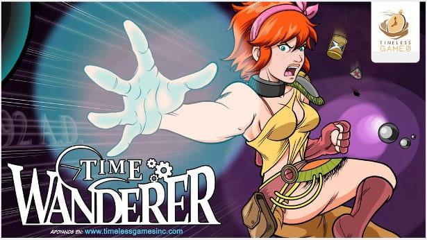 time wanderer action RPG on kickstarter to get a linux release