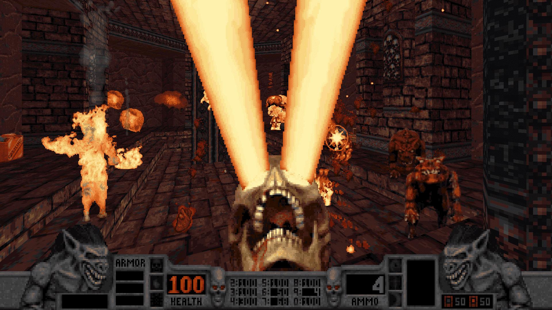 blood classic in development with vulkan linux screenshot 02
