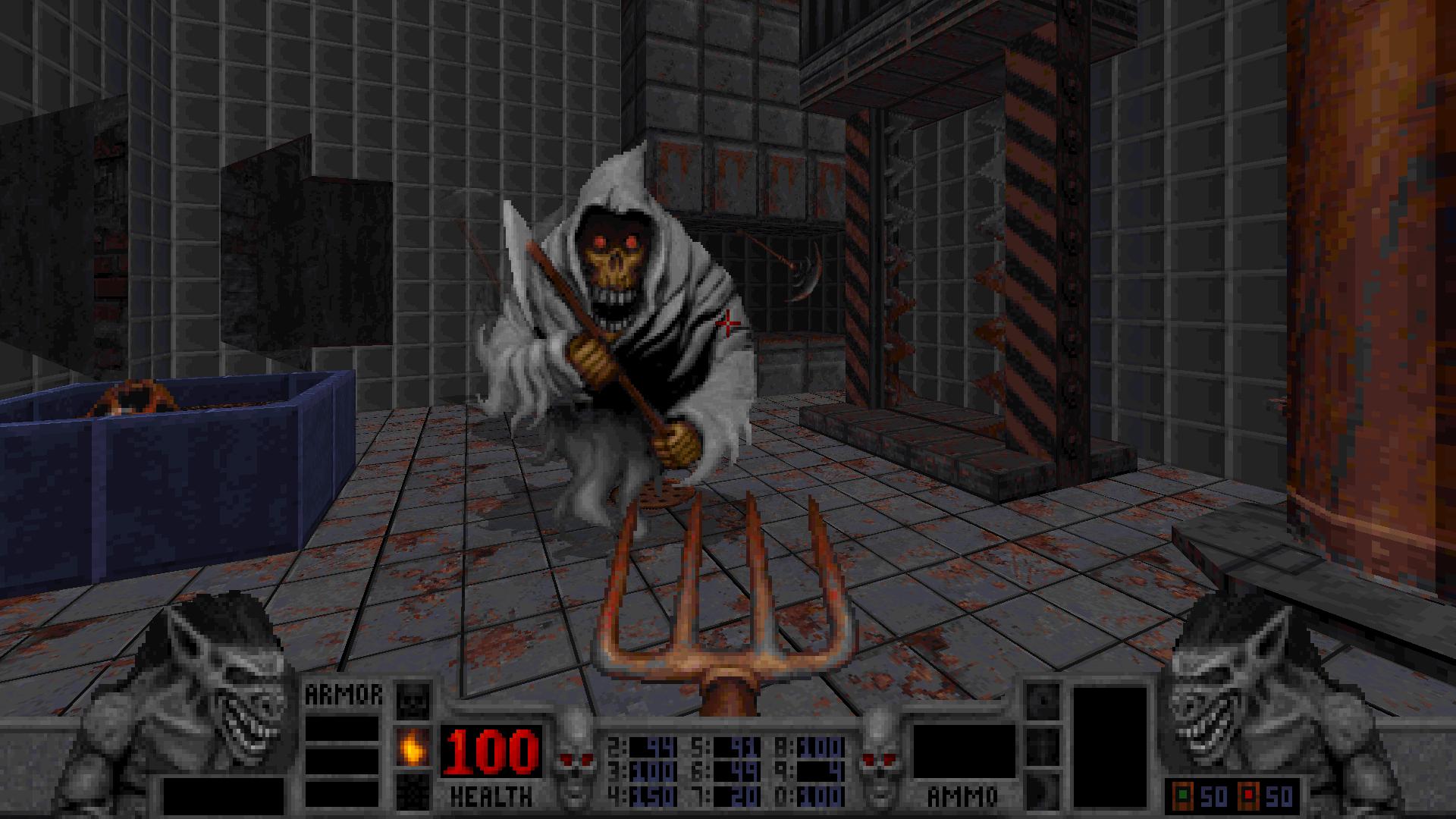 blood classic in development with vulkan linux screenshot 04