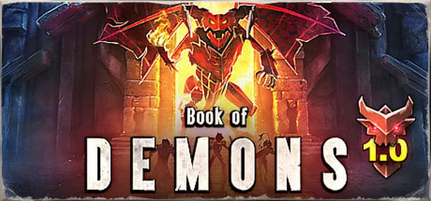 book of demons deck building launches v1.0 for linux mac windows