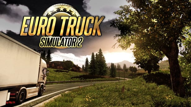Euro Truck Simulator 2 nominated on Steam