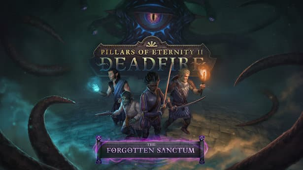 the forgotten sanctum expansion launches on linux mac windows for pillars of eternity II