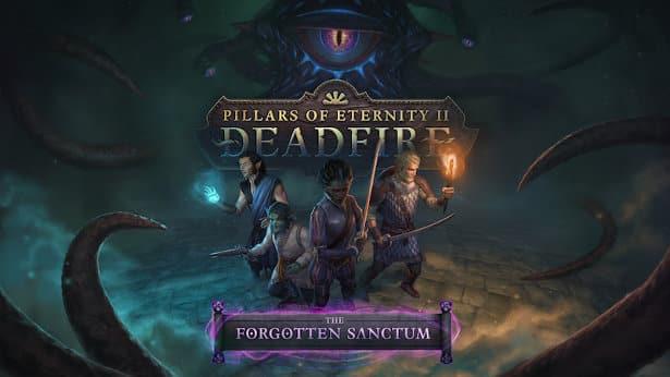The Forgotten Sanctum expansion launches