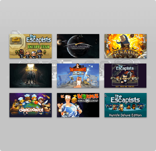 humble team17 bundle has games support for linux mac windows