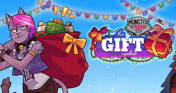 Monster Prom discount and The Gift Update