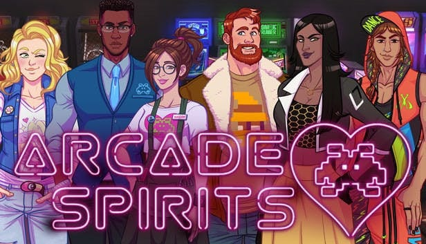 Arcade Spirits visual novel release coming soon
