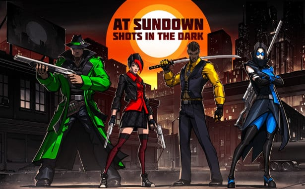 at sundown arena shooter debuts on January 22 linux mac windows