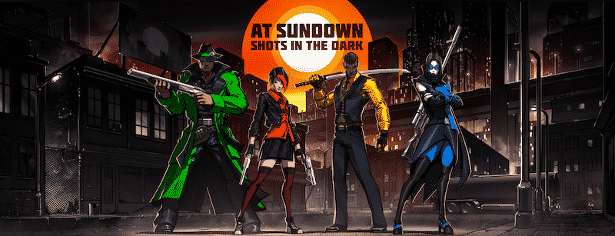 At Sundown stealth arena shooter launches