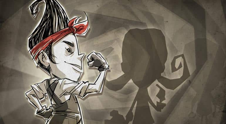 don't starve together new character in march winona for linux mac windows games