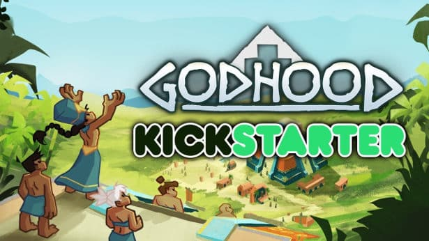 godhood strategy god games now on kickstarter for linux mac windows
