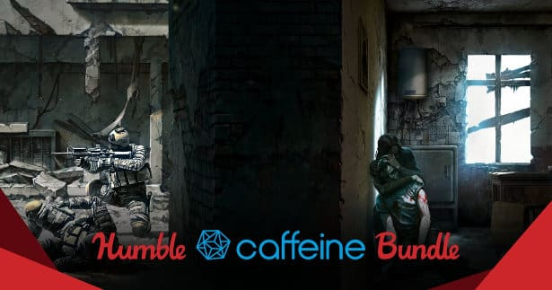 Humble CAFFEINE Bundle a hot deal for games