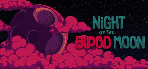 night of the blood moon a challenging roguelike in linux mac windows games