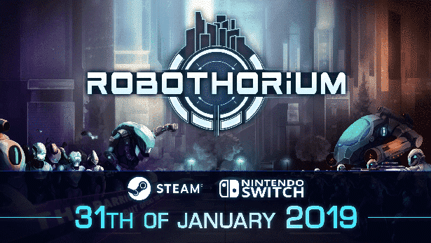 robothorium free visual novel and full Release linux mac windows games