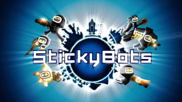 StickyBots shooting platformer to get support