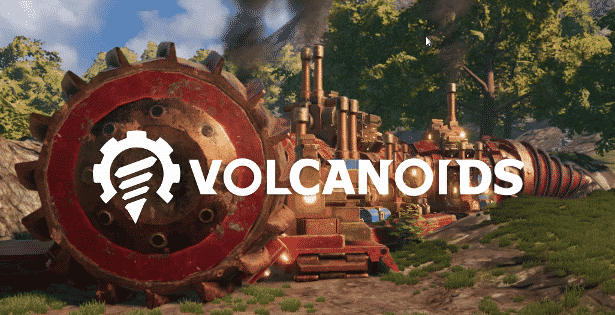 Volcanoids survival releases on Early Access