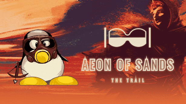 aeon of sands retro rpg now has linux support in steam games